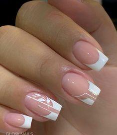 Nail Bar, Stylish Nails, French Nails, Spring Nails, Nail Art Designs, Manicure, Make Up, Nail Ideas, Designed Nails