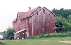 looks just like a barn we stopped and took pictures of in Pennsylvania
