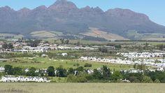 De Zalze Golf Estate in Stellenbosch.  #stellenbosch #dezalze #golfestate