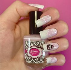 Winter Nails, Glow, Nail Polish, Beauty, Nail Polishes, Cosmetology, Polish, Gel Polish