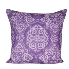 Batik Throw Pillow | Wayfair