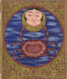 Manuscript-Astrology-Metaliʿü'l-saadet ve yenabiʿü-l-siyadet Seyyid Mohammed ibn Emir Hasan el-Suʿudî, 1582, Gallica,BnF
