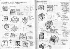 Advantages Of Pen And Paper Before Designing On Computer - Hongkiat Pen And Paper, Interactive Design, Design Development, Icon Design, Sketches, Bullet Journal, Graphic Design, Drawings, Creative