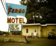 Photo Fern Motel by g. healey