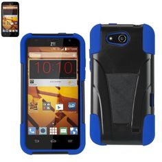 $8.99 Reiko Heavy Duty Stand Hybrid Case For ZTE Speed N9130
