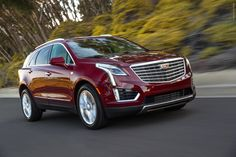 2018 Cadillac (Cadillac Crossover Touring is a mid-size SUV manufactured by General Motors. Cadillac was presented at both the Dubai Auto Show and the Los Angeles Auto Show Cadillac Ats, My Dream Car, Dream Cars, Carrera, Mid Size Suv, First Drive, Sports Sedan, Top Cars, Car Pictures