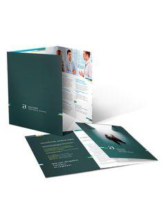 Cliente: Aguirre Abogados y Asesores  Proyecto: Brochure Institucional