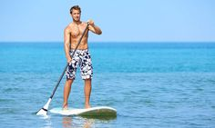 The iRocker Paddle Board 10′Inflatable SUP is a very popular choice, I have seen it...  Read more »
