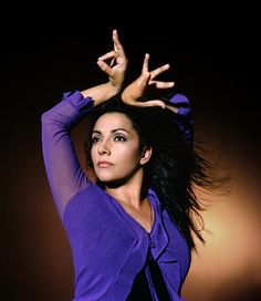 Flamenco Dancer Eva Yerbabuena