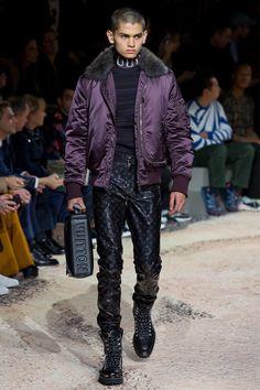 Louis Vuitton Fall 2018 Menswear Fashion Show Collection