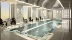 Pool at Trump International Hotel & Tower Toronto