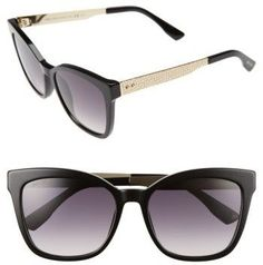 Jimmy Choo Women s 55Mm Retro Sunglasses - Black Óculos De Sol Retro, Lentes,  Jimmy 4d7ce3d242