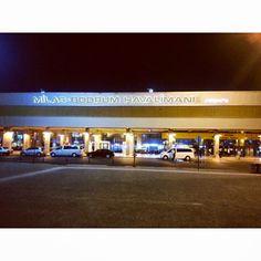Milas-bodrum airport