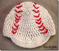 """gives a new meaning to """"baseball hat"""" :)"""