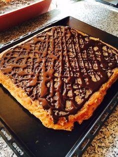 Jablkový koláč naruby :)
