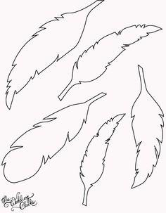 250984_diy-feather-bunting.jpg (548×705)