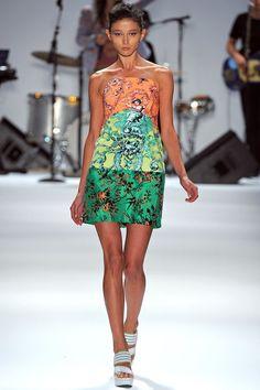 Nanette Lepore Spring 2013 Ready-to-Wear Fashion Show