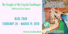 ~*~ Blog Tour & $25 Amazon gift card giveaway ~*~ The Temple of the Crystal Timekeeper by Fiona Ingram Gift Card Giveaway, Temple, Author, Tours, Writing, Crystals, Giveaways, Cards, Blog