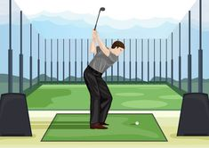 Anyone can master the short game with a little practice. Here are 10 of the best short game drills to improve every shot needed for a better short game. Golf Tips Driving, Golf Training Aids, Golf Practice, Club Face, Best Golf Courses, Golf Lessons, Big Muscles, Play Golf, Golf Downswing