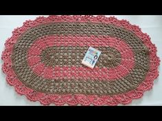 Rugs, 1, Home Decor, Youtube, Table Toppers, Knit Rug, Miniatures, Farmhouse Rugs, Decoration Home