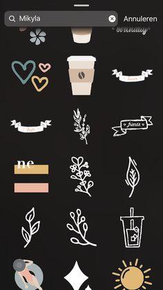 # # Mikyla Mikyla, ideas for best friend for women # # Mikyla Mikyla Ideas De Instagram Story, Creative Instagram Stories, Gif Instagram, Instagram And Snapchat, Creative Gifts For Boyfriend, Boyfriend Gifts, Foto Filter, Snapchat Streak, Snapchat Stickers