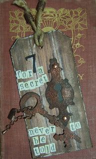 ArtyFartyAnnie: Tags and ATCs Gallery