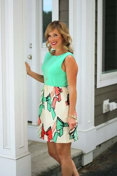 Judith March Bow Dress