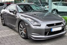 I was once going 100 mph in a Lexus GS-350 F sport and a Nissan GT-R just like this blew right by me.