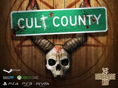 Cult County Announced for PS4, Xbox One, Wii U, More - The Pop Culture Pulse