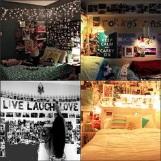 The perfect teen's room.