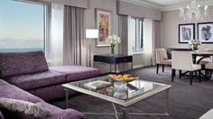 Chicago Luxury Suites | Gold Coast Hotel | Four Seasons Chicago
