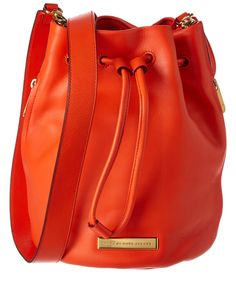 MARC BY MARC JACOBS Marc By Marc Jacobs Luna Leather Bucket Bag'. #marcbymarcjacobs #bags #shoulder bags #leather #bucket #