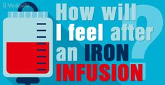 First time patients can have many sensations during and after an iron infusion. Call MedicoRx® today if you are considering an iron infusion. Iron Deficiency Symptoms, Anemia Symptoms, Iron Infusion, Good To Know, Feel Good, Iron Rich Foods, Therapy, Medical