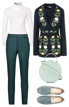 """Bez tytułu #1922"" by tariisilra ❤ liked on Polyvore featuring New Look, Raoul, STELLA McCARTNEY and Tammy & Benjamin"