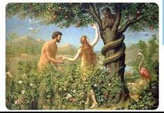 Fruit Défendu, Adam Et Eve, Cain And Abel, Les Fables, Bible Pictures, Bible Photos, Biblical Art, Garden Of Eden, Good And Evil
