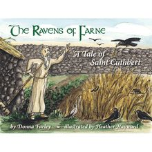 and here's my picture book The Ravens of Farne: A Tale of Saint Cuthbert, based on Bede's account.