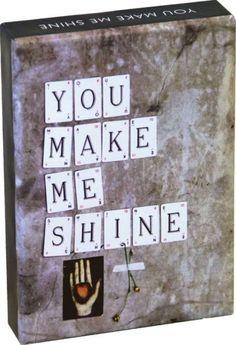 You Make Me Shine Note Card Set of 20