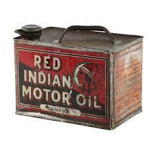 """Résultat de recherche d'images pour """"red indian oil can"""""""