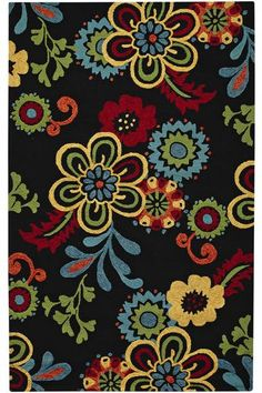 PORCH  Tilly Area Rug - Synthetic Rugs - Area Rugs - Rugs | HomeDecorators.com