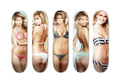 DECK OF THE DAY | KATE UPTON