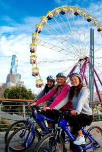 Real Melbourne Bike Hire Oz Tour Guide