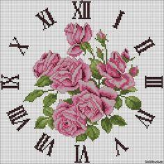 Gallery.ru / Фото #25 - часы (без ключа) - anethka