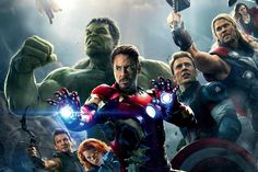 Marvel has Twenty More Films Already Planned
