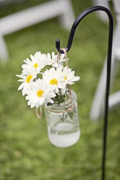 Pretty Daisy Decorations