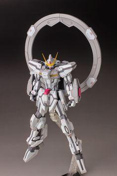 Stargazer Gundam - Custom Build Modeler used MG Strike Gundam, MG Strike Freedom Gundam & MG Infinite Justice Gundam parts Modeled by Gundam Toys, Gundam Art, Armored Core, Strike Gundam, Arte Robot, Gundam Custom Build, Mekka, Cool Robots, Man Of War