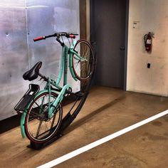 d8f4aac82 86 melhores imagens de Bicicletário   Paraciclo em 2019