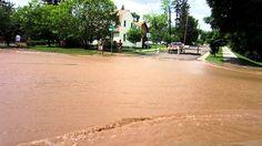 Duluth Flooding 6/20/12 Lakeside Area