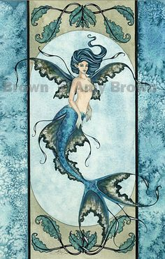 amy brown mermaids - Google Search