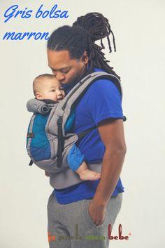 ▻Termo-ventilación de 4 estaciones ▻ Cinturón y tirantes anchos, cómodos y  transpirables ▻Espejo para ver a bebé en la espalda ▻Cojín inserto y ... 6b39f746c36