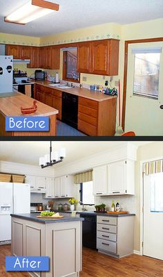 Extreme Makeover: Kitchen Edition